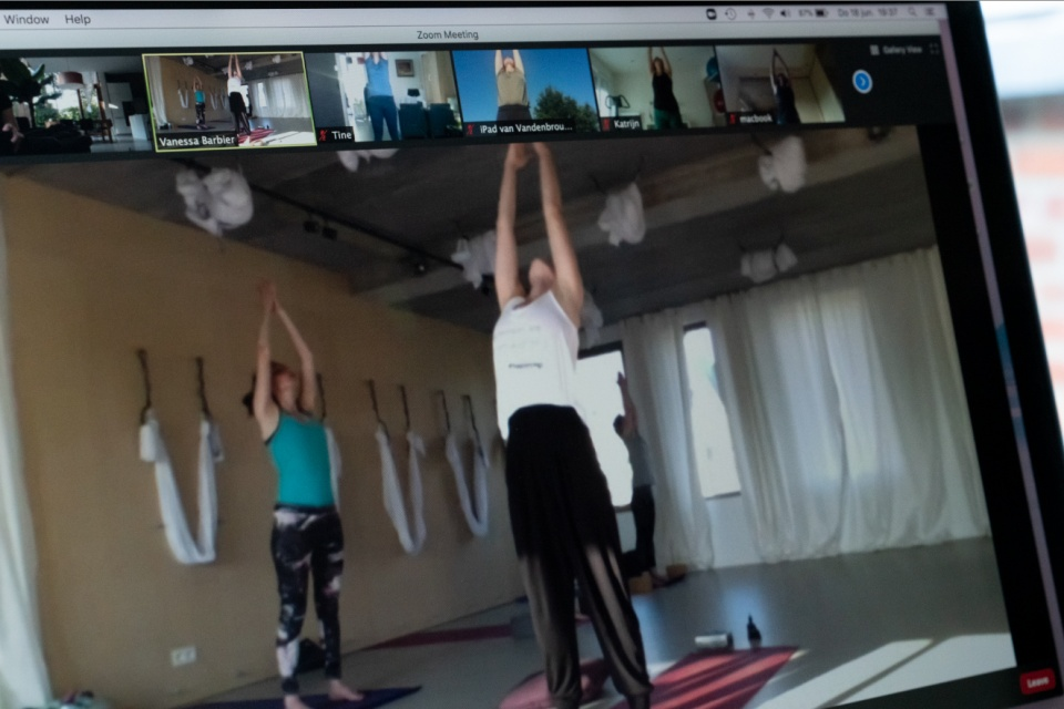 FitYoga online